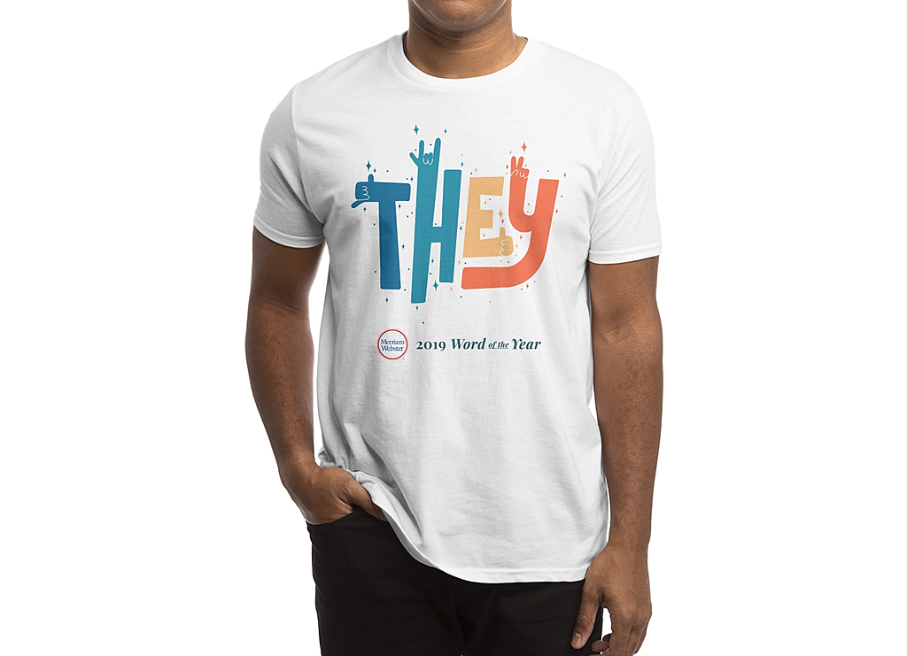 Threadless: THEY ROCKS