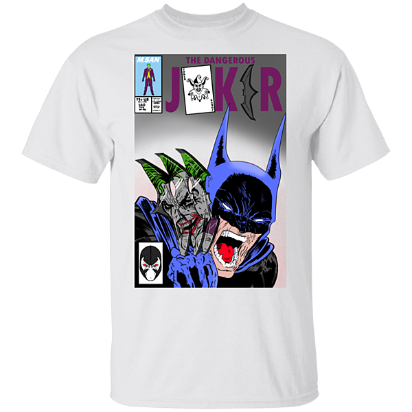 Pop-Up Tee: The Dangerous Joker