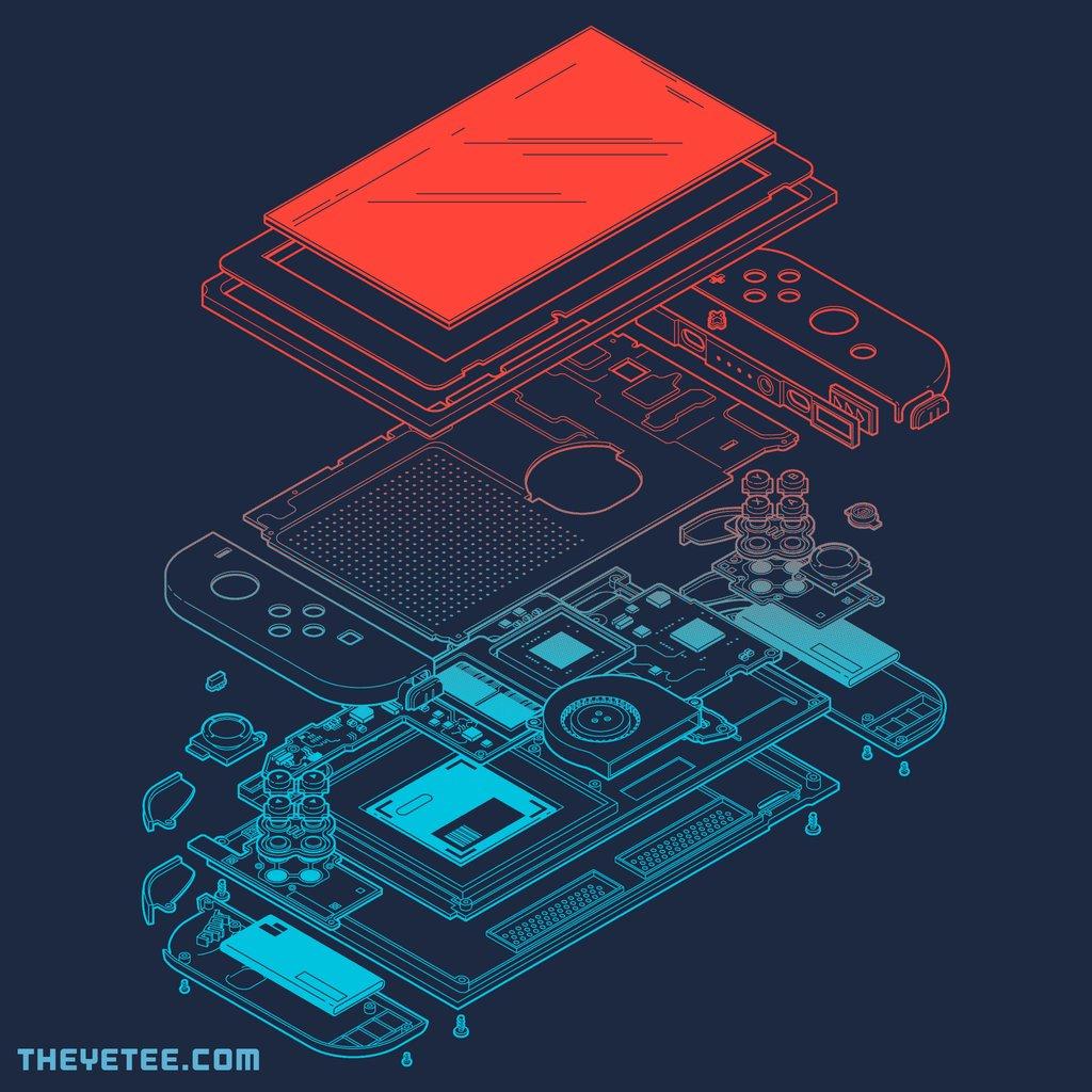 The Yetee: Blueprint NX