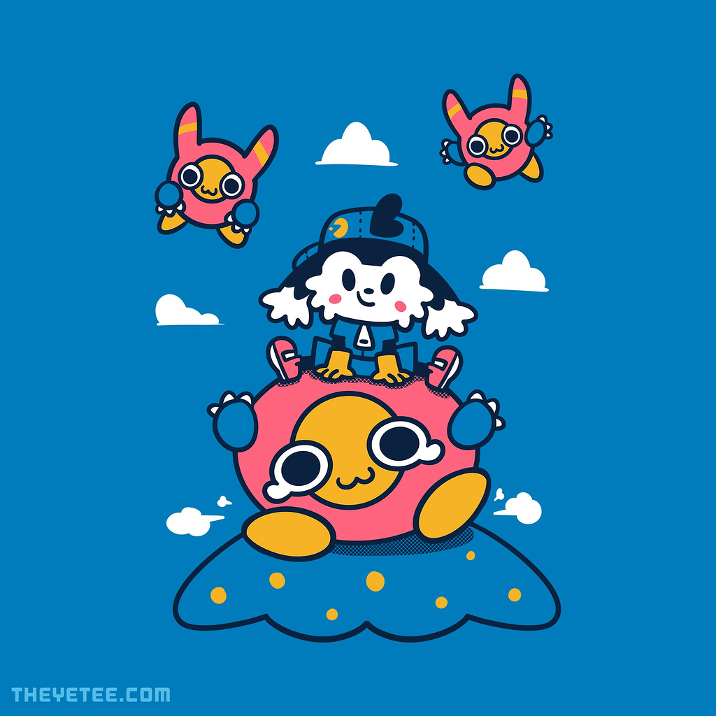 The Yetee: Cute Bounce