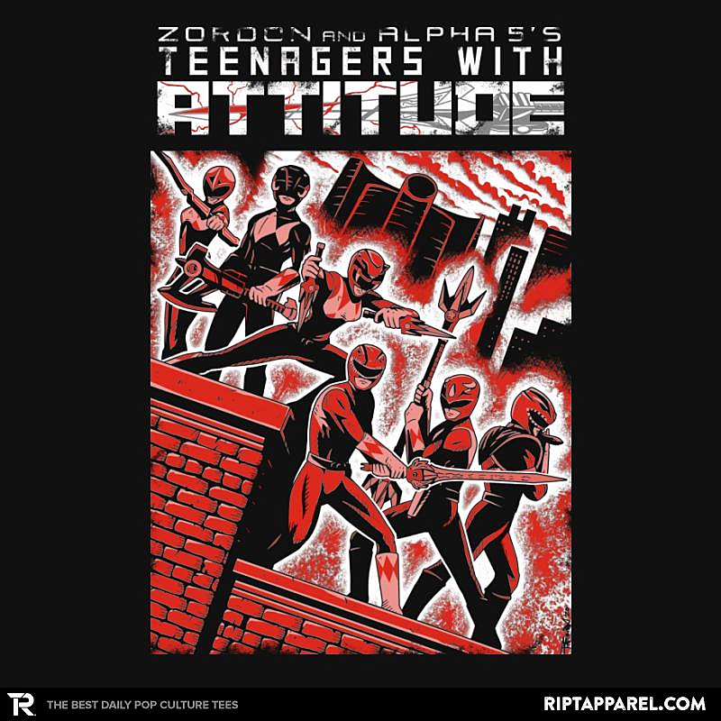 Ript: Teenagers with Attitude