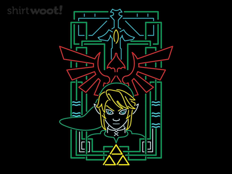 Woot!: Neon Hylian