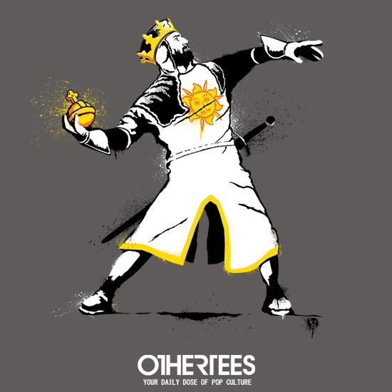 OtherTees: Banksy Python 1-2-5