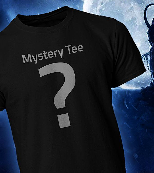 teeVillain: Black Bag Mysteries