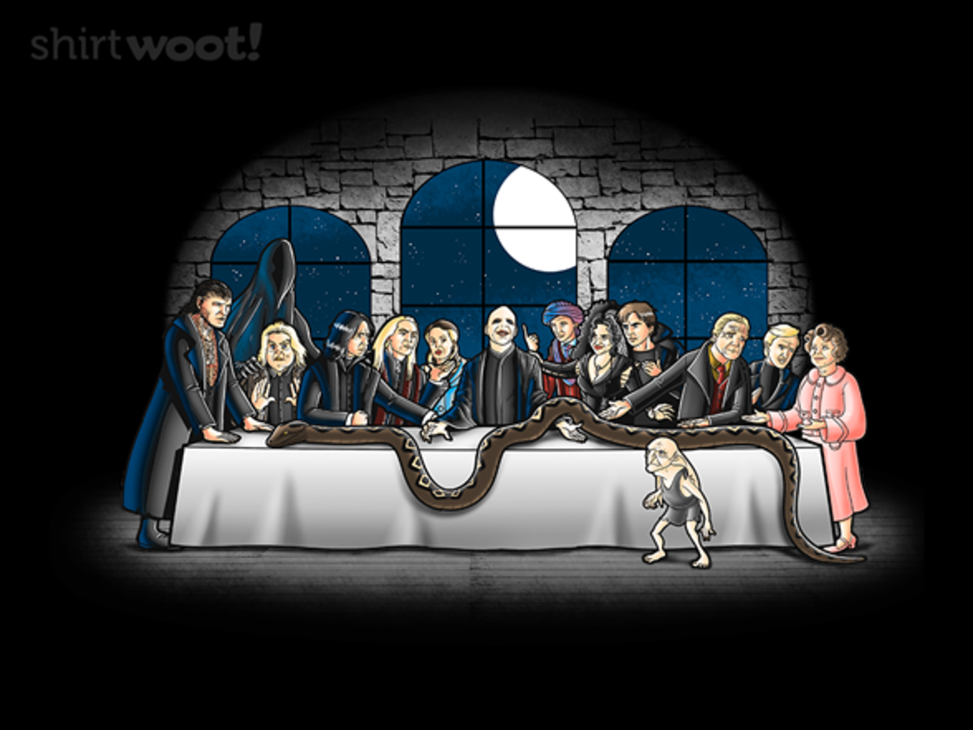 Woot!: A Dinner of Darkness