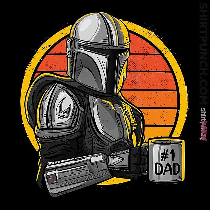 ShirtPunch: Best Dad