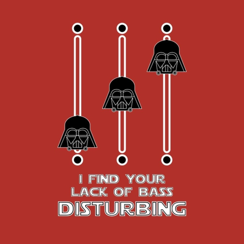 BustedTees: Lord Fader