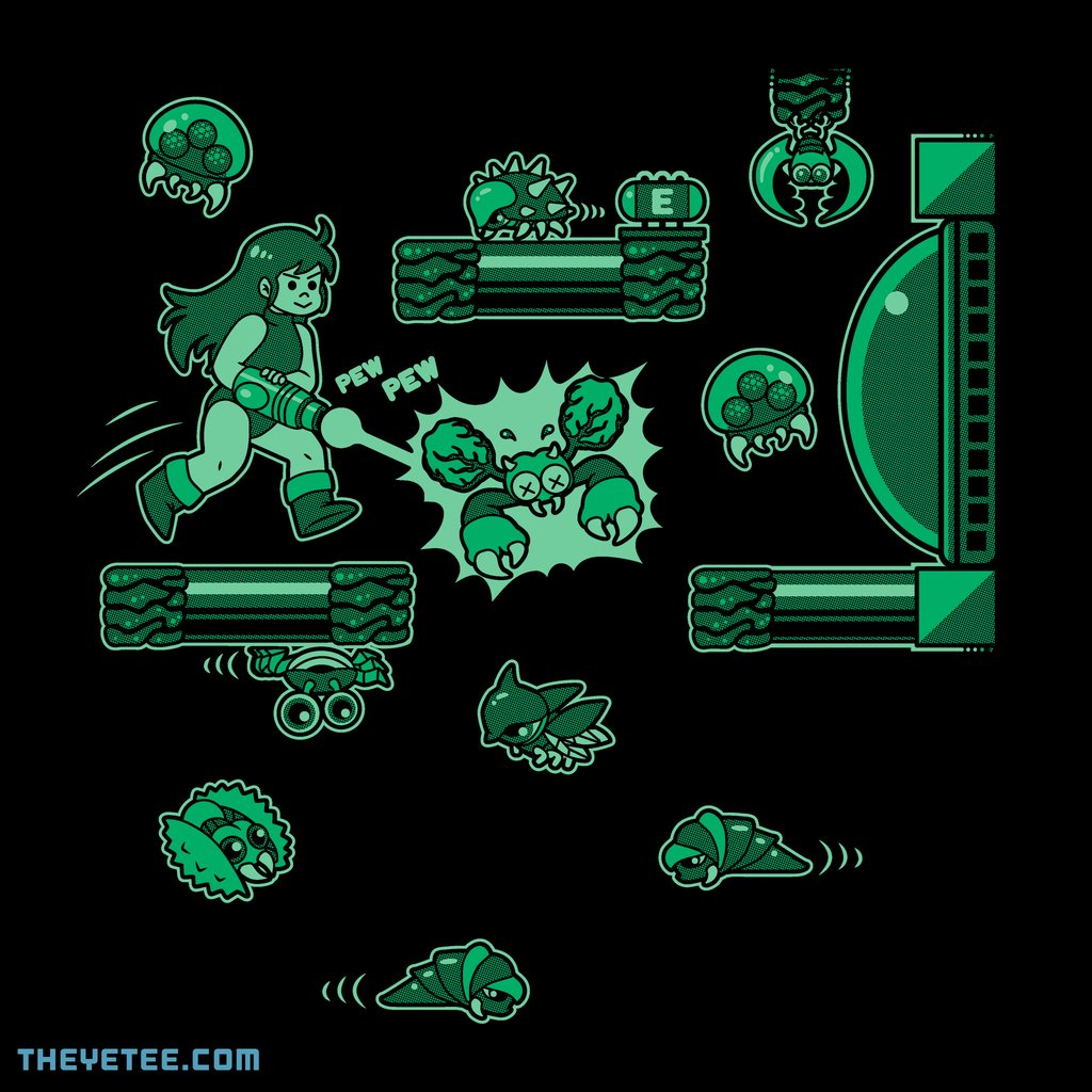 The Yetee: Retroid