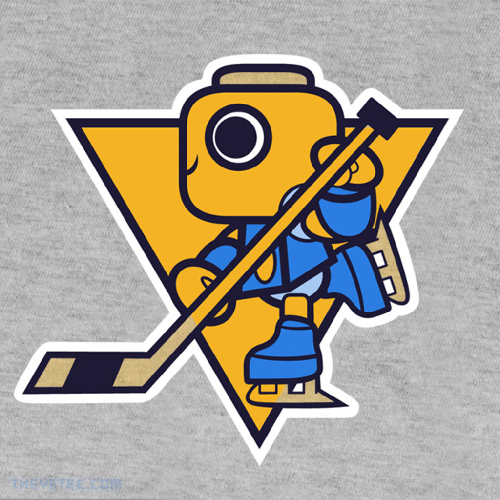 The Yetee: Servbot Slashers