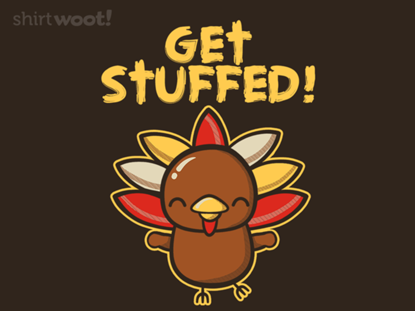 Woot!: Stuffed