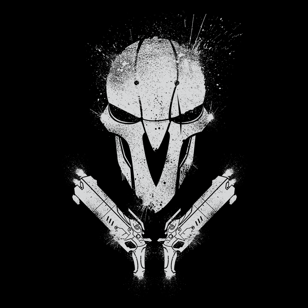 Pop-Up Tee: The Reaper