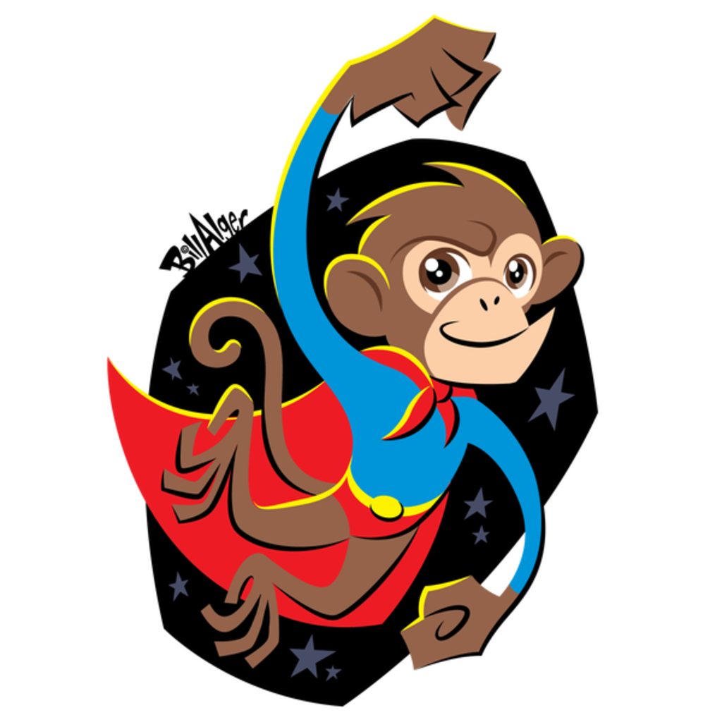 NeatoShop: Mega-Monkey!