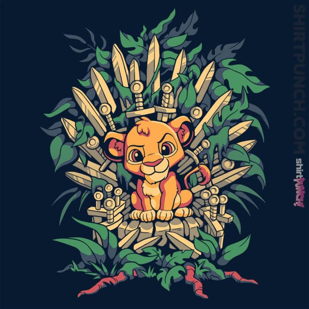 ShirtPunch: The True King