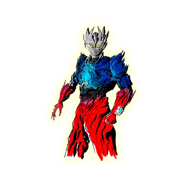 TeePublic: Ultraman Saga