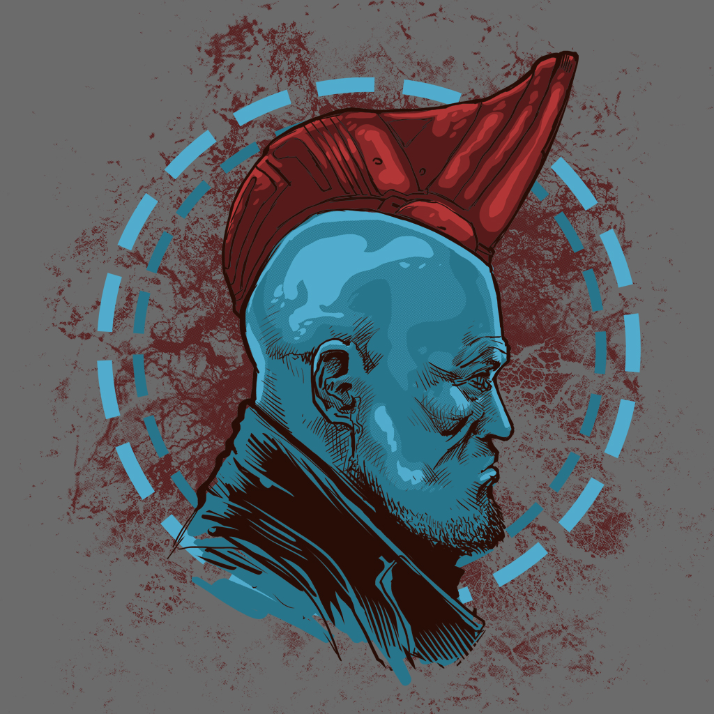 TeeTee: The Last Mohican
