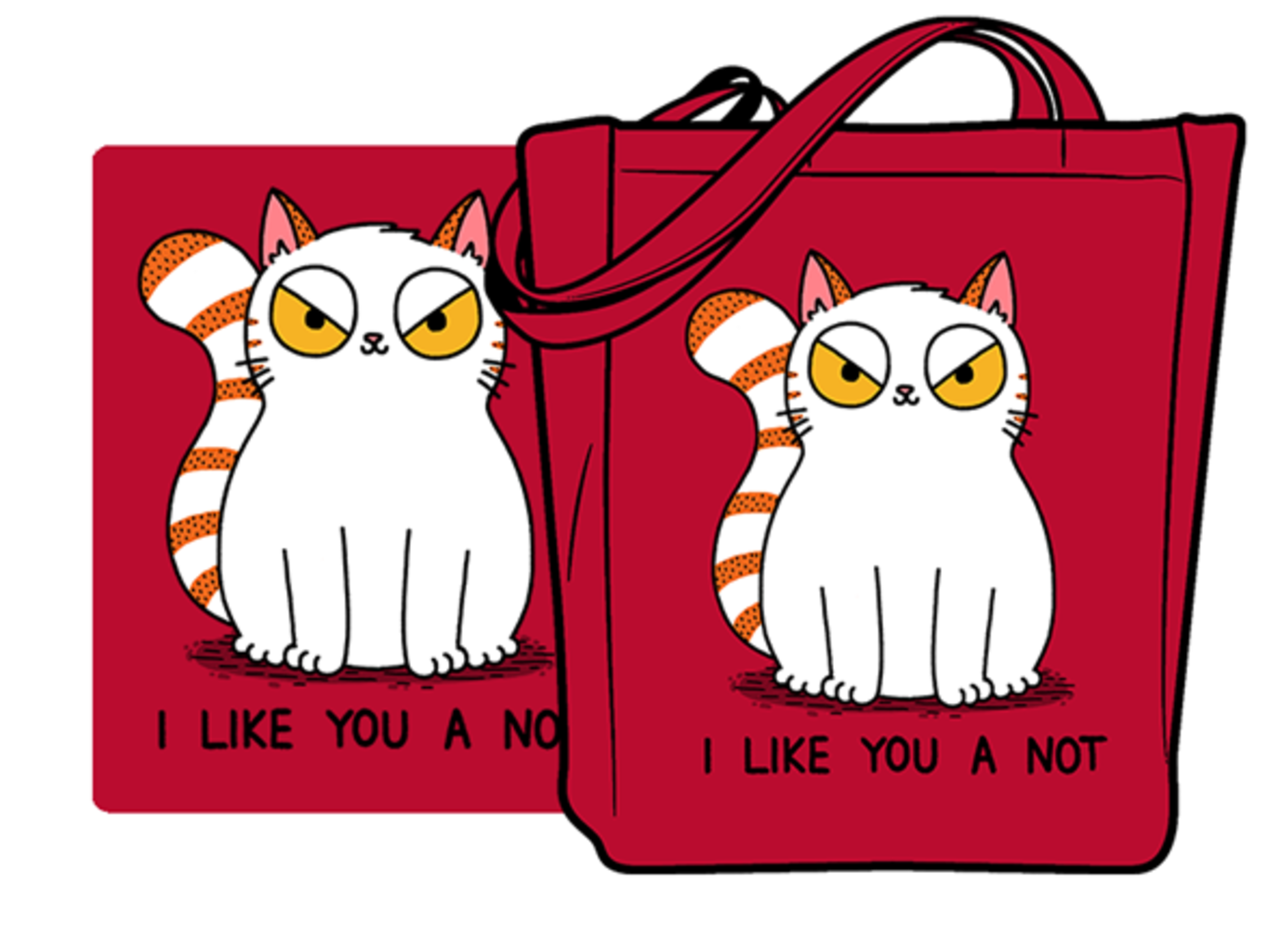 Woot!: I Like You A Not