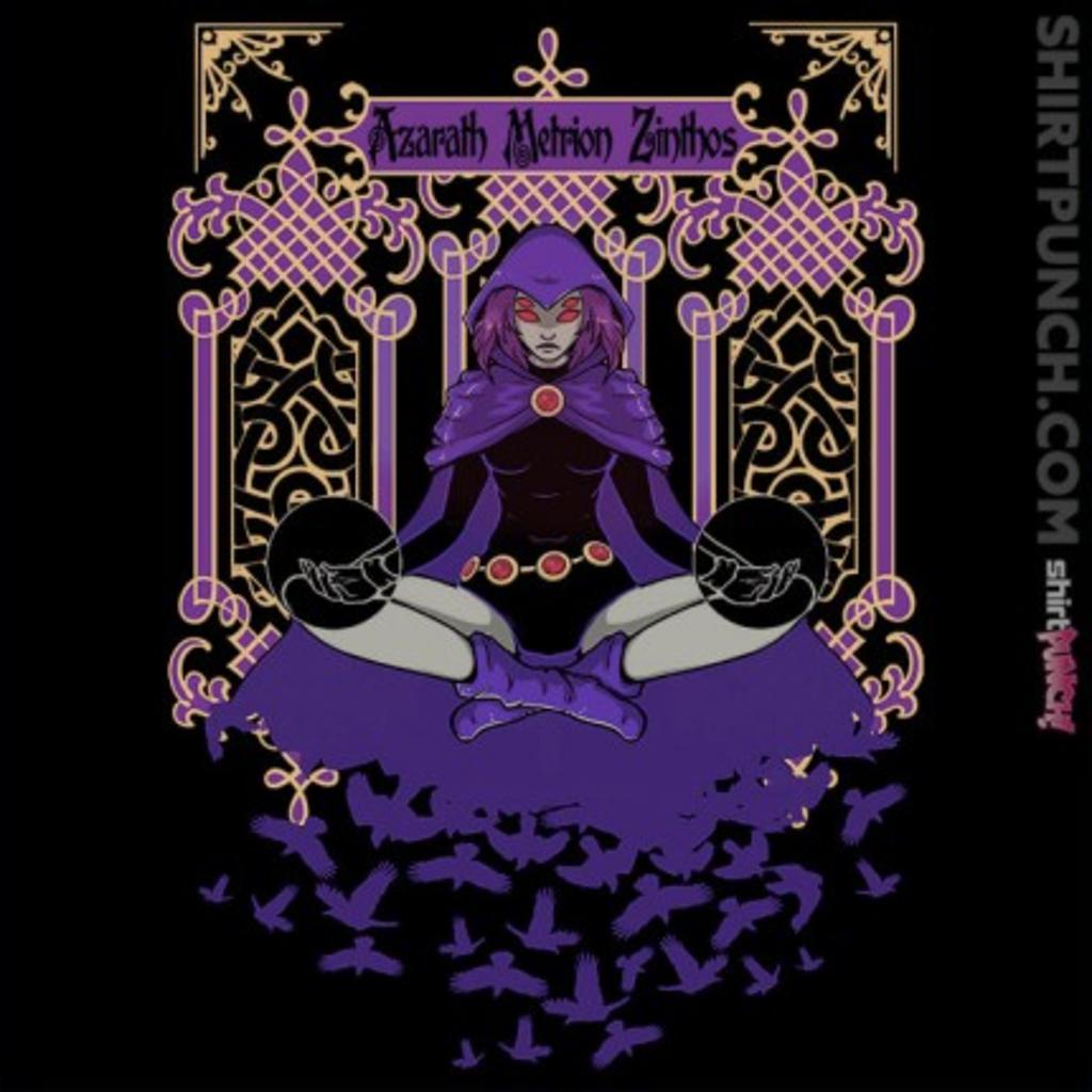 ShirtPunch: Raven