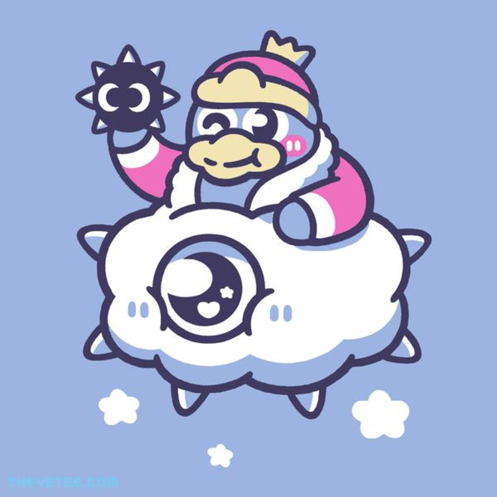 The Yetee: Cloud Penguin