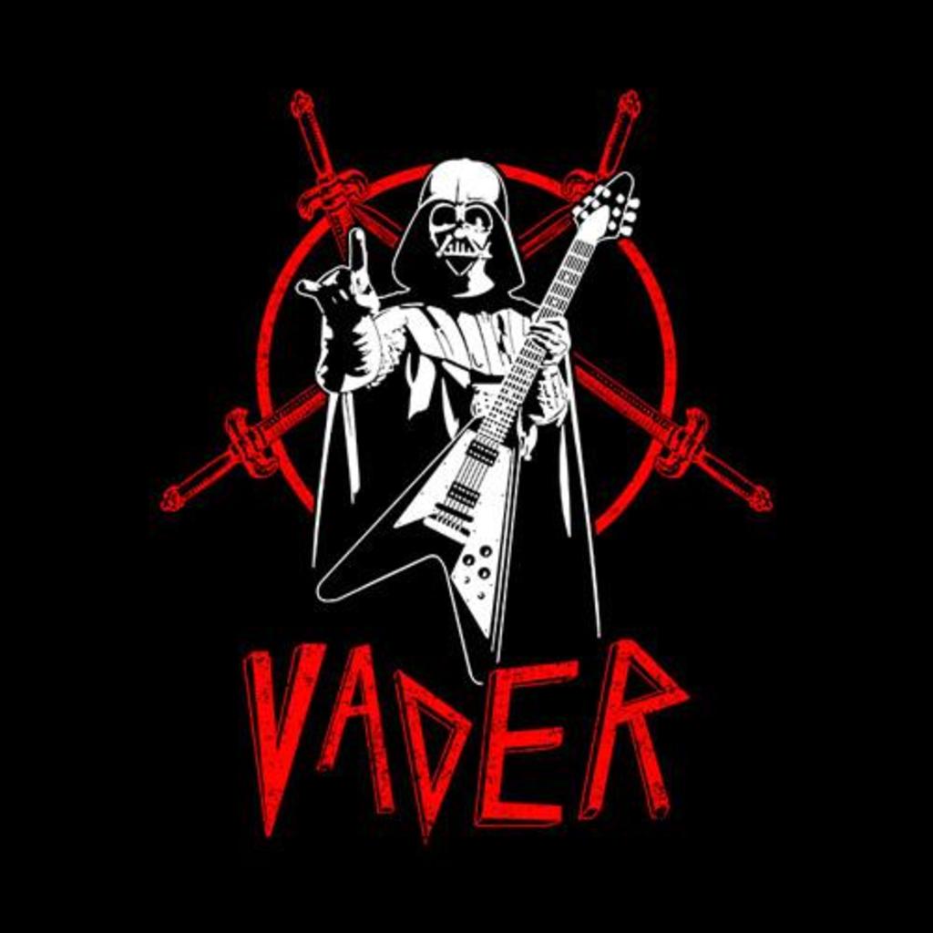 Five Finger Tees: Slayer Vader T-Shirt