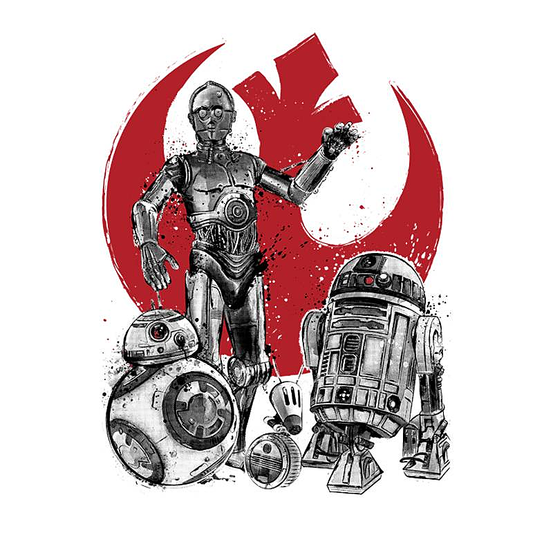 Pampling: The Rise of Droids