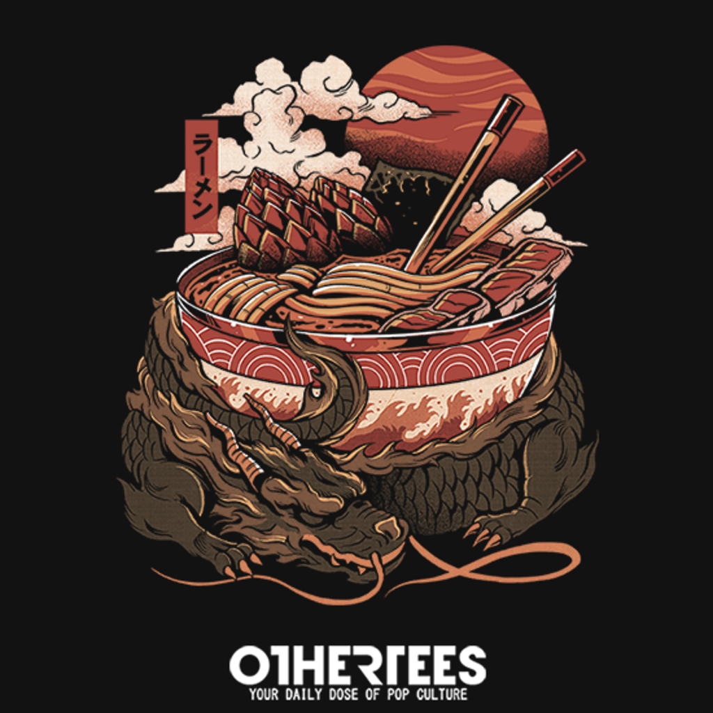 OtherTees: Dragon's Ramen