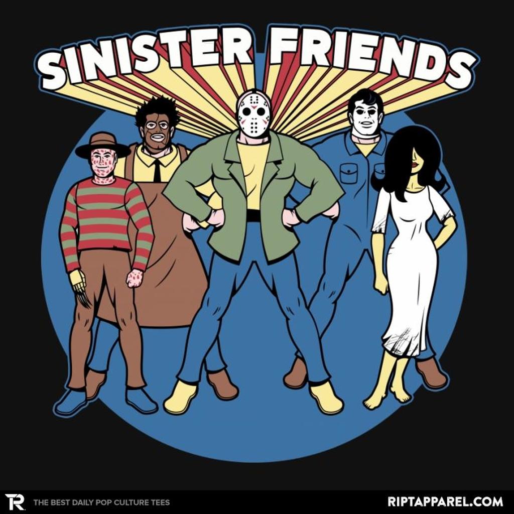 Ript: Snisiter Friends