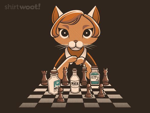 Woot!: The Cat's Gambit