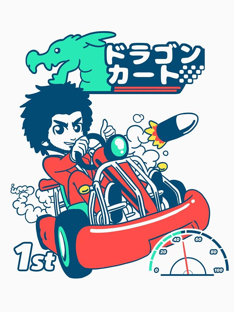 RedBubble: Ichiban Dragon Kart