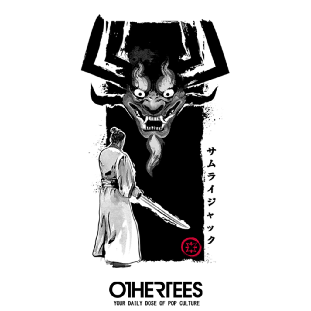 OtherTees: Return of the Samurai