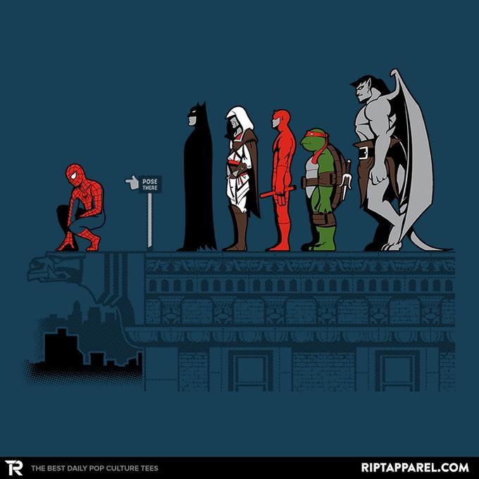 Ript: Hero Pose