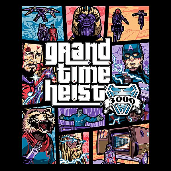 NeatoShop: Grand Time Heist 3000