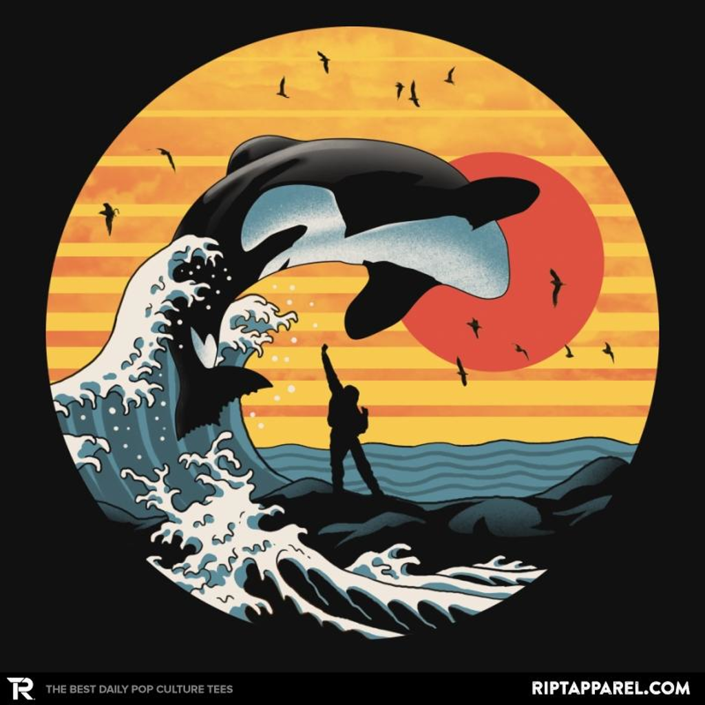 Ript: The Great Killer Whale