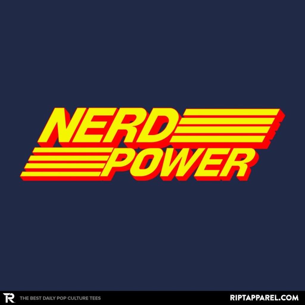 Ript: Nerd Power