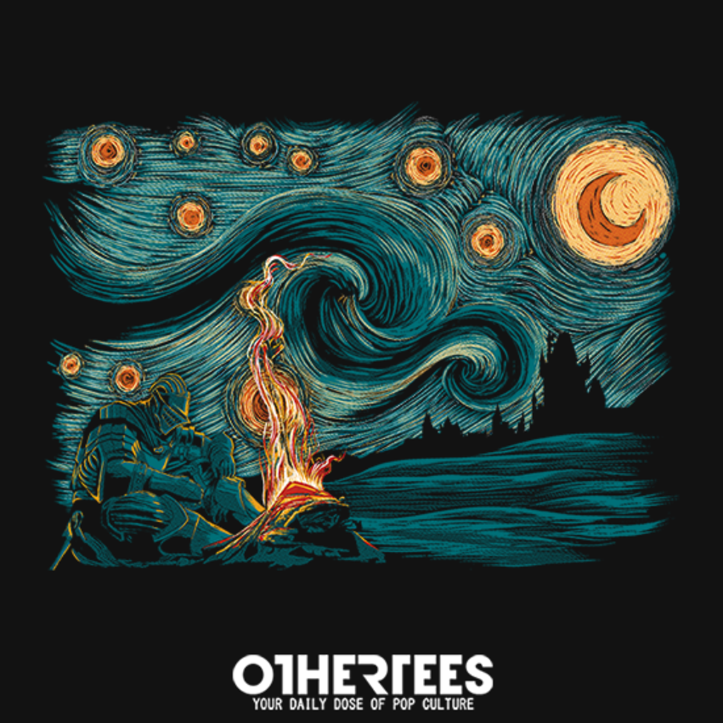 OtherTees: Starry Souls