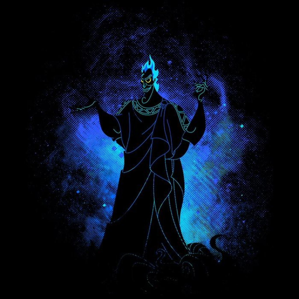 Once Upon a Tee: Underworld Art