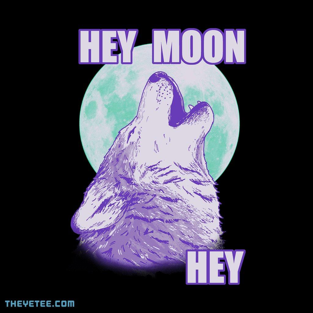 The Yetee: Hey Moon Hey