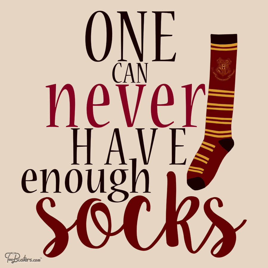 TeeBusters: Enough Socks