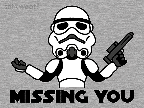 Woot!: Missing You