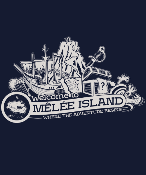 Qwertee: Welcome to Melee