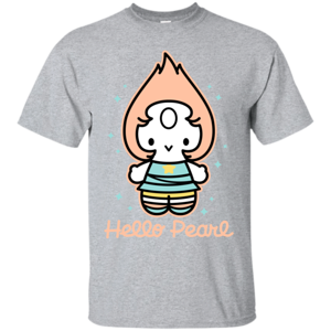 Pop-Up Tee: Hello Pearl