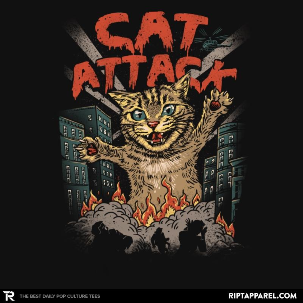 Ript: Cat Attack