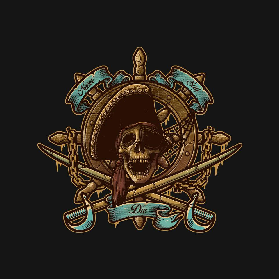 TeeFury: Words To Live By