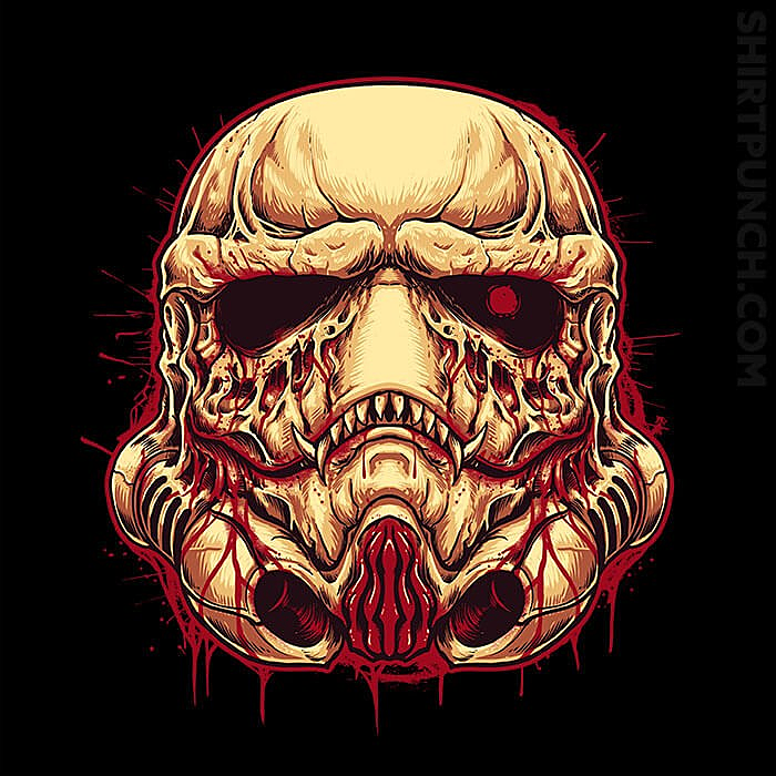 ShirtPunch: Skull Trooper