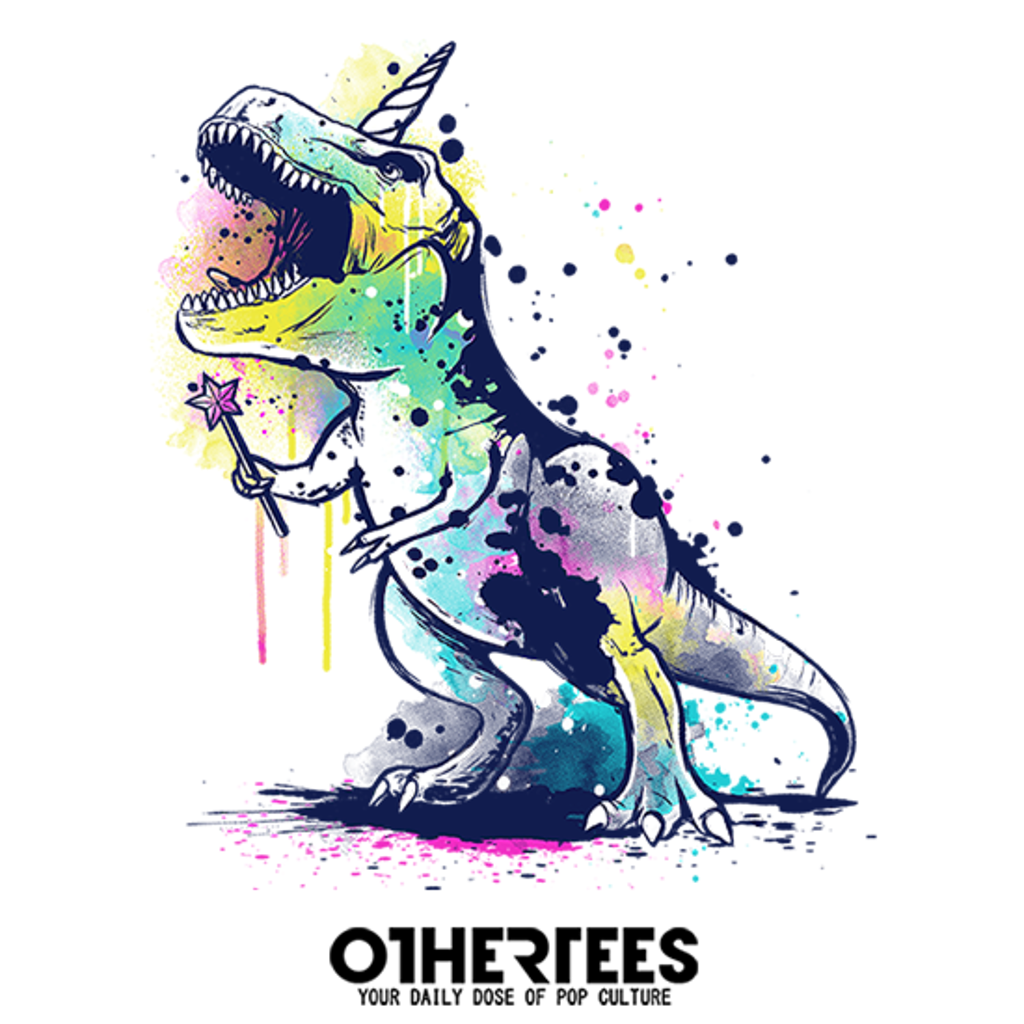 OtherTees: Unicornosaurus rex