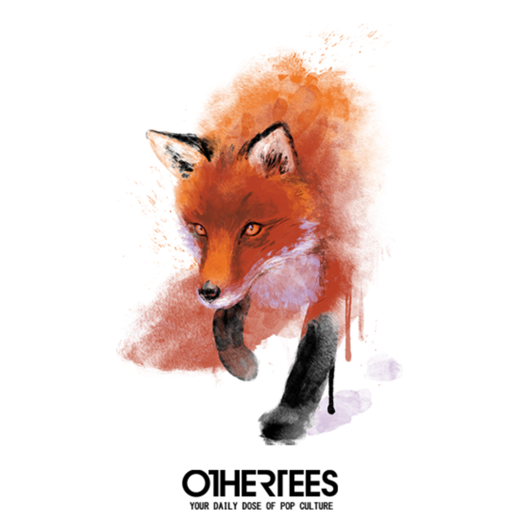 OtherTees: Fox Ink
