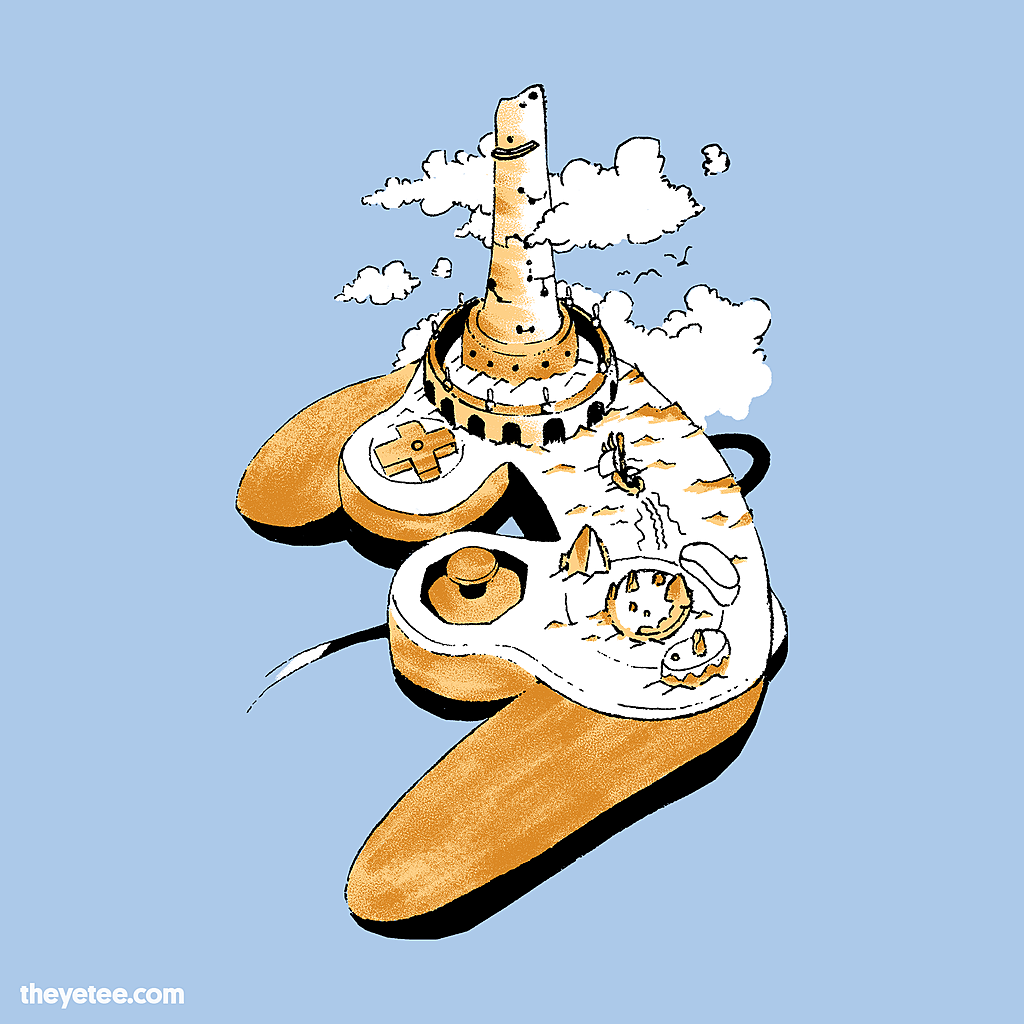 The Yetee: The Great Sea