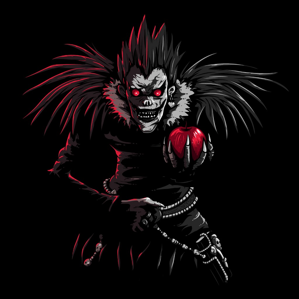 TeeTee: Ryuk by Night