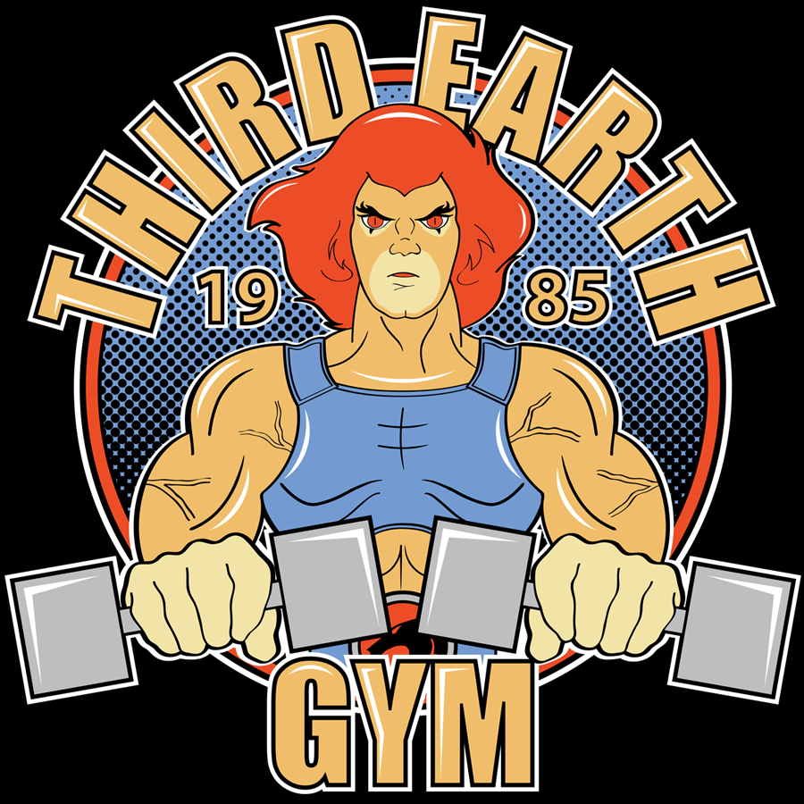 Teeconomist: Third Earth Gym