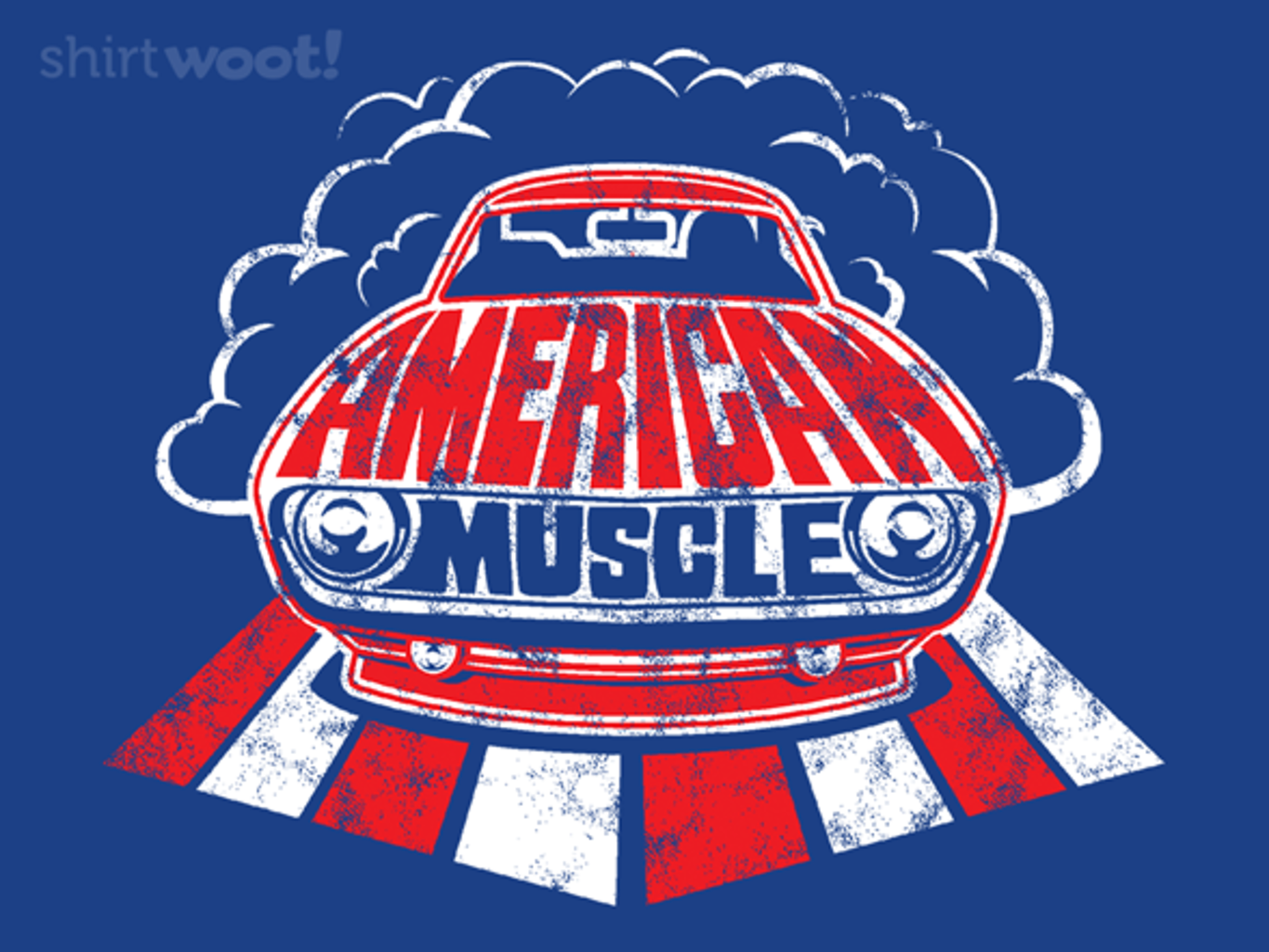 Woot!: Classic American Muscle