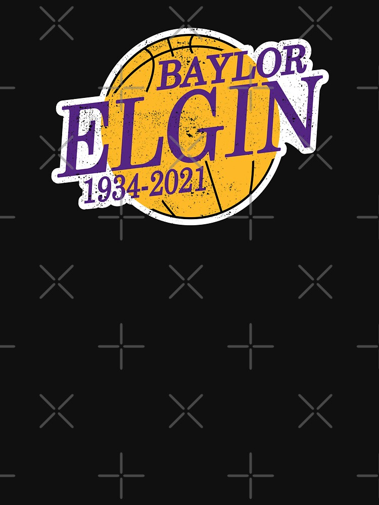 RedBubble: Elgin Baylor